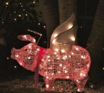 Christmas Pig Fairy